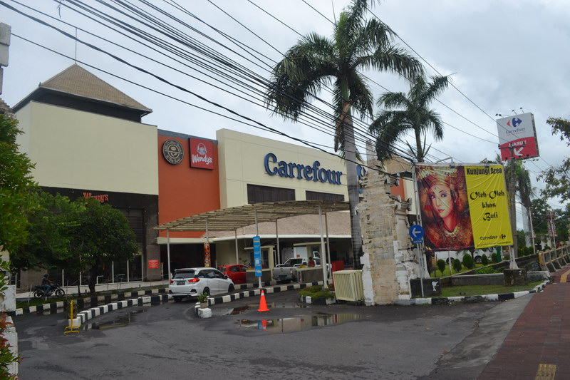 Carrefour Supermarket - Sunset Road Kuta