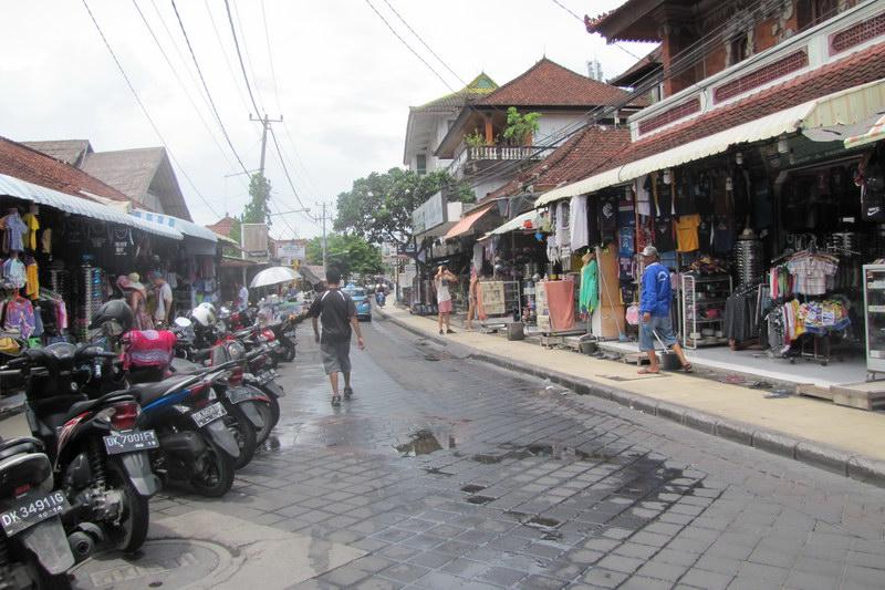 Jalan Padma - Kuta