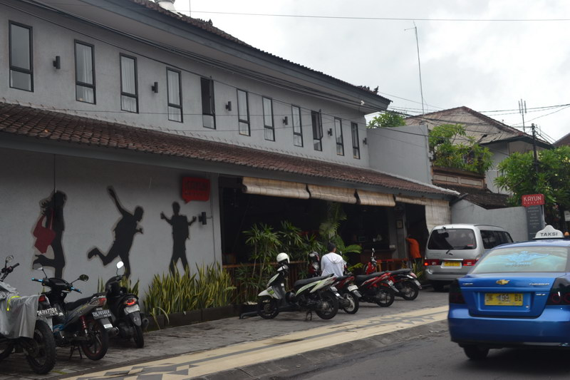 Kayun Hostels in Legian