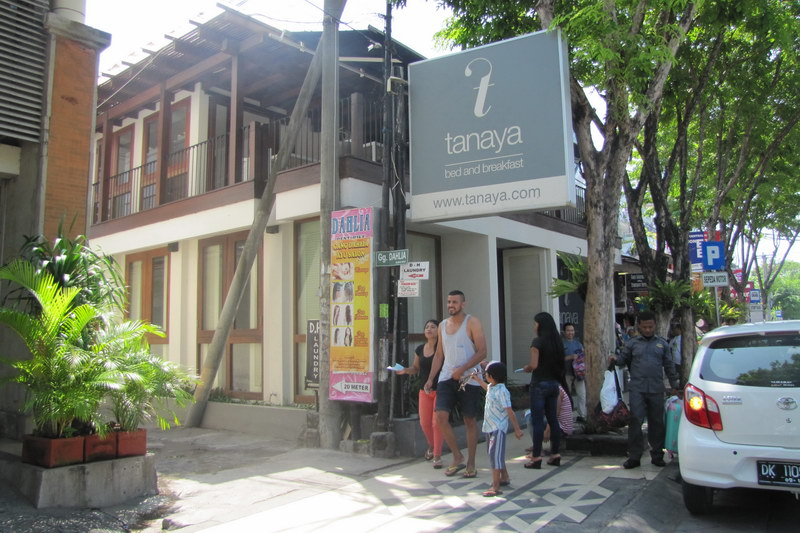 Tanaya Bed & Breakfast Kuta