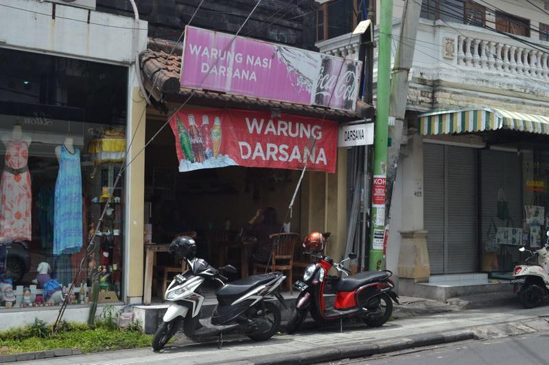 Warung Darsana - Legian