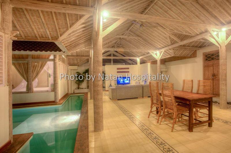 Villa Laksmana Hideaway 414 242087615611 Dining  Living Area