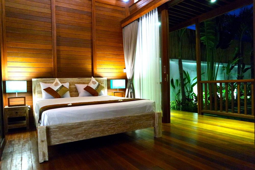 Bedroom 3 At Night