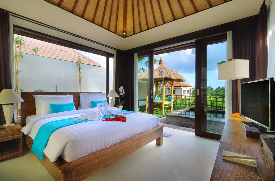 Abirama Ubud Villa 1 Bedroom Pool Villa In Ubud Bali