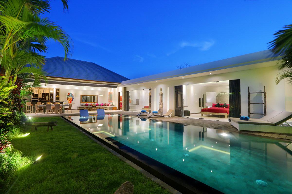 Villa Gala 577 519614630816 The Villa At Night