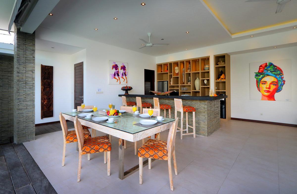 Villa Gala 577 916696785010 Dining Area