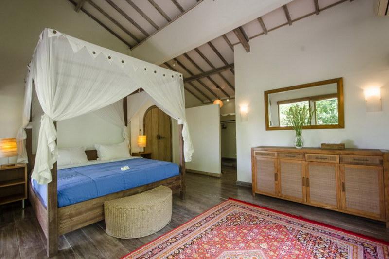 Villa Bidadari 587 59291041687 Bedroom