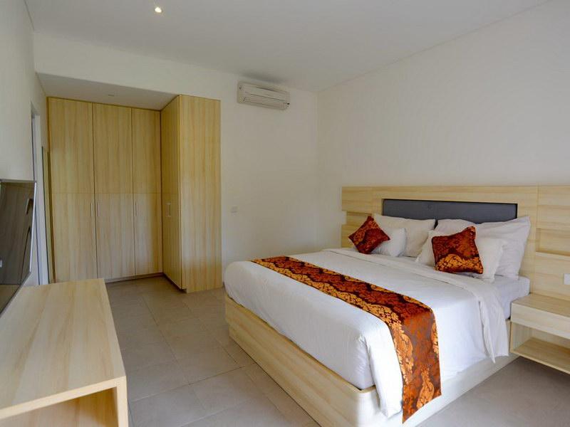 Villa Ganga 596 22413057086 Bedroom