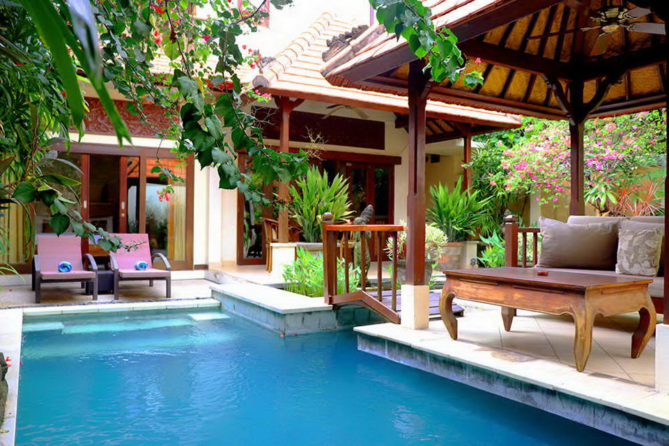 2 Bedroom Pool Villa In Downtown Seminyak