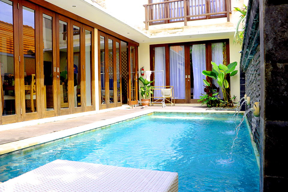 2 Units Of 2 Bedroom Villa With Private Pool In Ubud