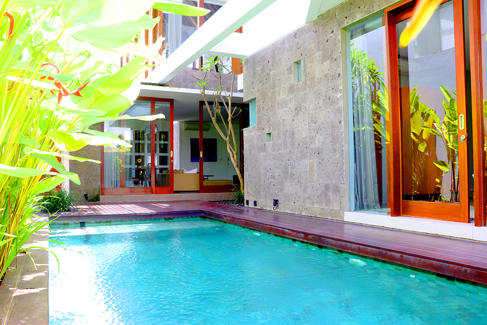 2 X 3-Bedroom Pool Villa In Ubud With Rice Field View