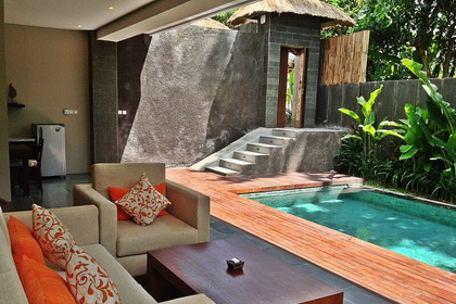 The Canggu Boutique Villas & Spa 3 Bedroom