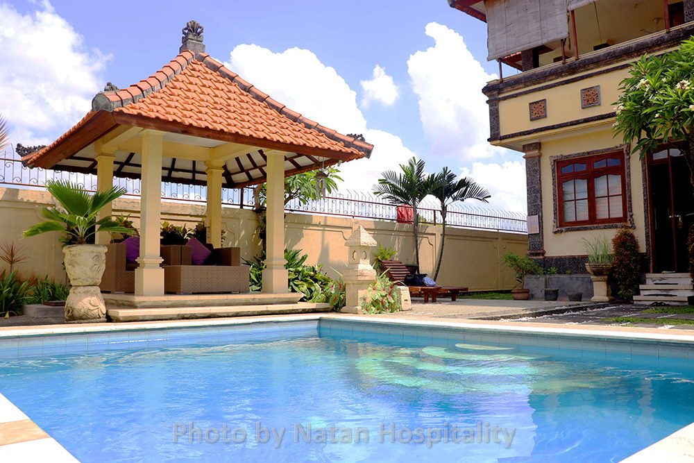 5 Bedroom Villa Sekar with Private Pool in Sanur