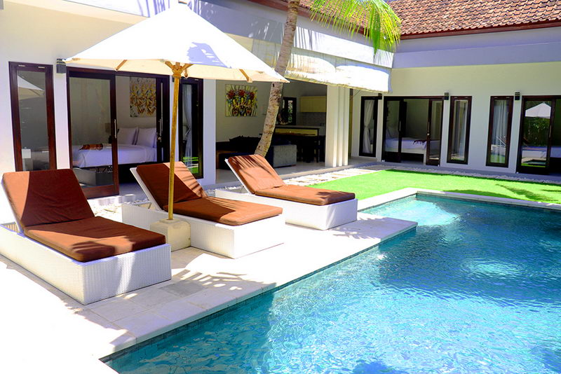 3 Bed Villa with Private Pool in Central Seminyak